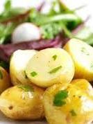 Certified Organic Potatoes (Jersey Bennes Oamaru) -  1 box