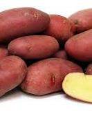 Certified Organic Potatoes (Van Rosa Red) - 1Kg