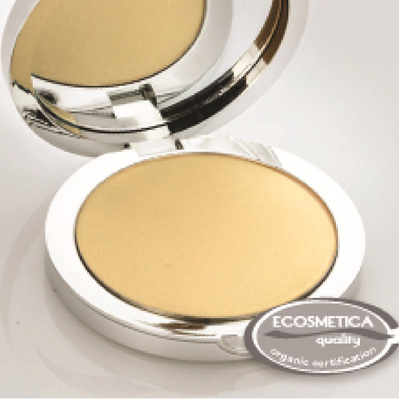 Certified Organic Pressed Powder Foundation
