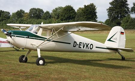 Cessna 140 1/4 Scale 96' 90 Size Laser Cut Short Kit