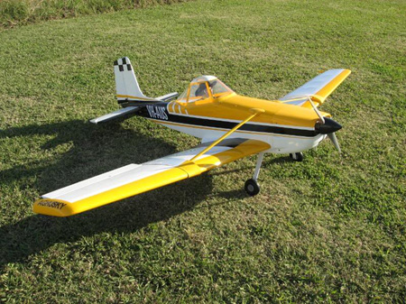 Cessna Agwagon 60' 40 Size Laser Cut Short Kit