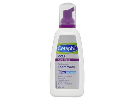 CETAPHIL Acne Prone Foam Wash 236ml