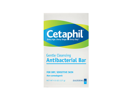 CETAPHIL Anti-Bacterial Bar 127g