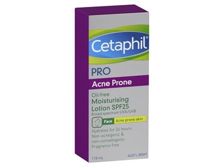 CETAPHIL A/Prone Moist. SPF25 118ml