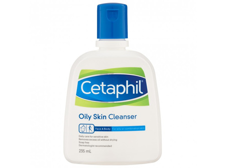 CETAPHIL Cleanser Oily Skin 235ml