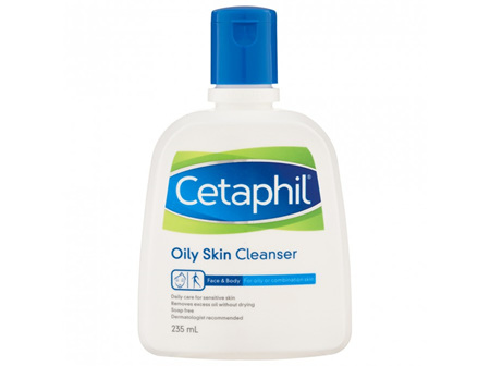 CETAPHIL Cleanser Oily Skin 235ml