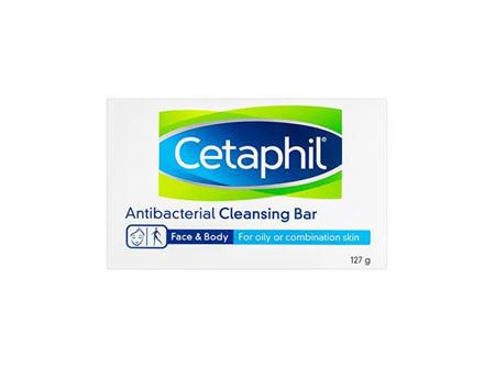 Cetaphil Cleansing Antibacterial Bar