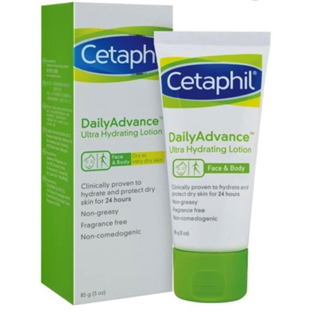 CETAPHIL DAILY ADVANCE LOTION 85G