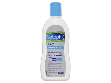 CETAPHIL Ecz/Prone Body Wash 295ml