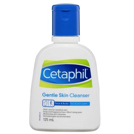 CETAPHIL GENTLE CLEANSER 125ML