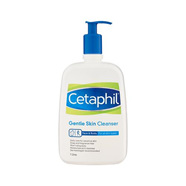 Cetaphil Gentle Skin Cleanser - 125ml (1L in photo)