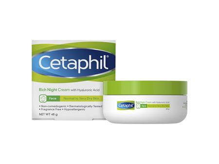 CETAPHIL Hydrating Night Cr 48g