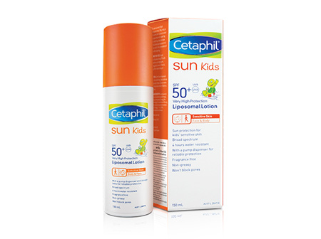 CETAPHIL Kid SPF50+ Liposomal 150ml