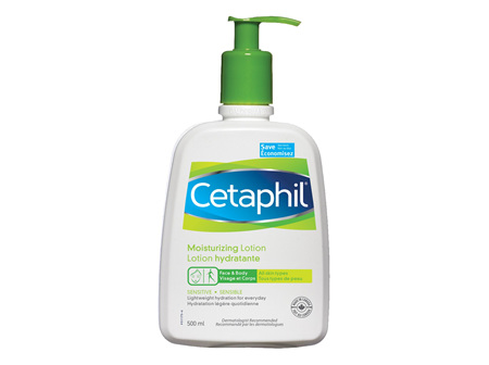 CETAPHIL Moist. Lotion 500ml