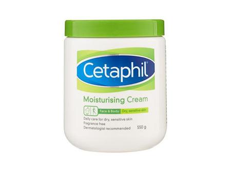 Cetaphil Moisturising Cream  100g 550g in photo