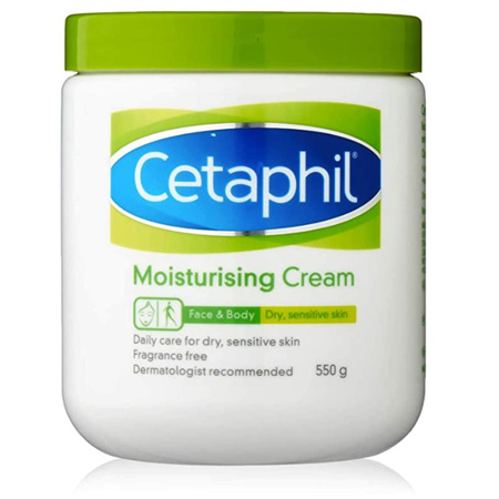 CETAPHIL MOISTURISING CREAM 550GM