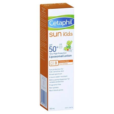 Cetaphil  sun kids liposomal lotion 150ml
