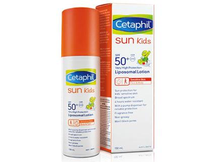 Cetaphil Sun Kids SPF50+ Liposomal 150Ml