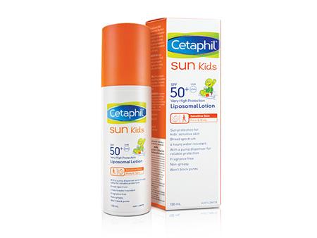 Cetaphil SunKids SPF50+ Liposomal 150mL
