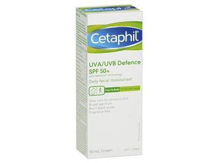 CETAPHIL UVA/UVB Def. SPF50+ 50ml