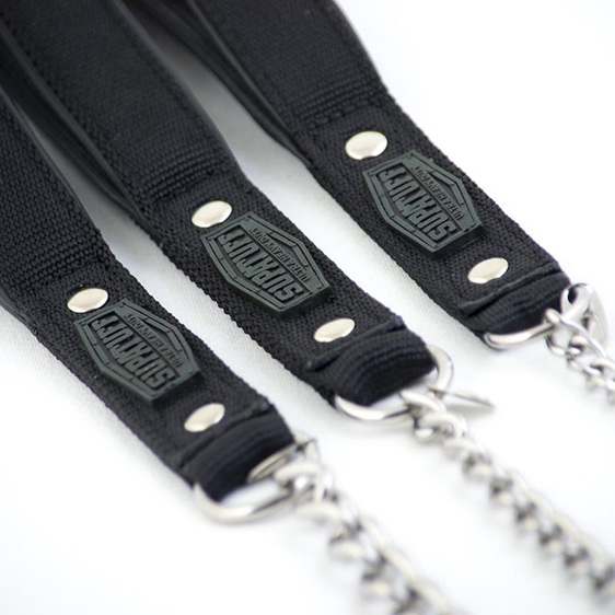 Chain Dog Leash by Rogue Royalty