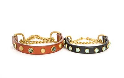 Chain Martingale Collars
