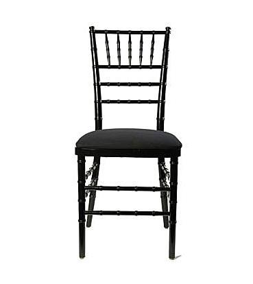 Chair Chiavari Black