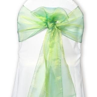 Chair Sashes - Organza (2-Tone)