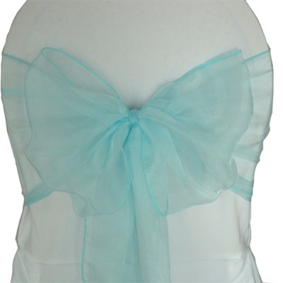 Chair Sashes - Organza