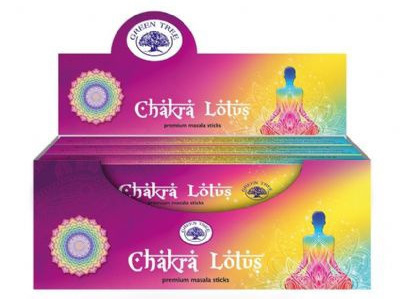 Chakra Lotus Incense