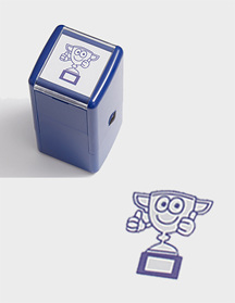 Challenge Trophy Self-inking Stamp