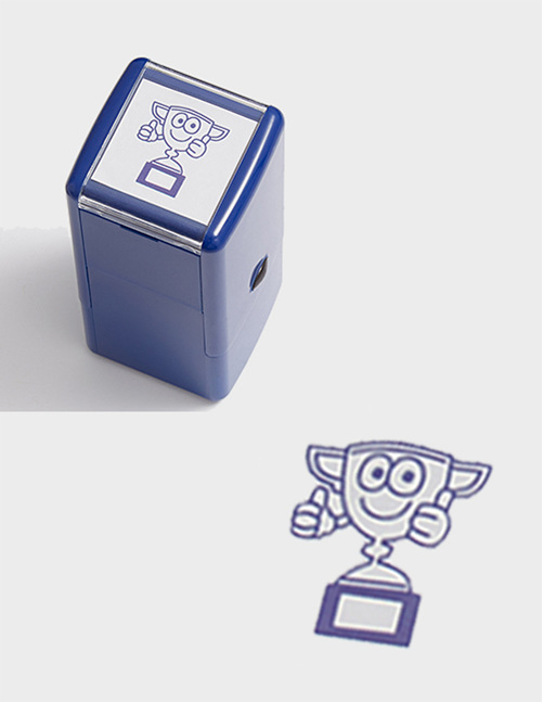 Challenge Trophy Stamp  - available from Edify