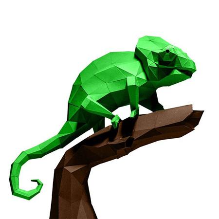 Chameleon model