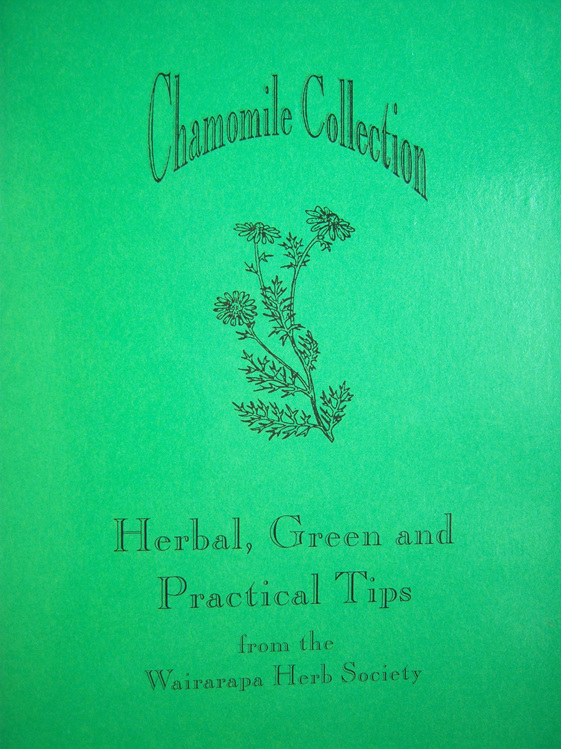 Chamomile collection, green and practical tips