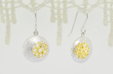 Champenoise earrings