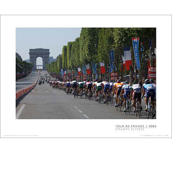 Champs Elysees - Tour de France 2004
