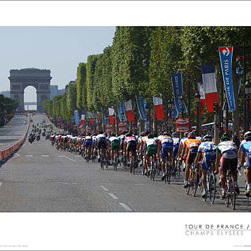Champs Elysees - Tour de France 2004
