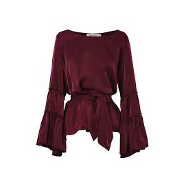 Chandon Blouse - Shiraz