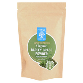 Chantal Organic Barley Grass Powder -  100g