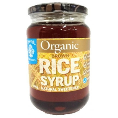 Chantal Organic Brown Rice Syrup