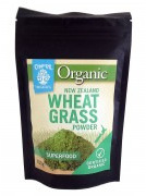 Chantal Organic Wheat Grass Powder 100gm