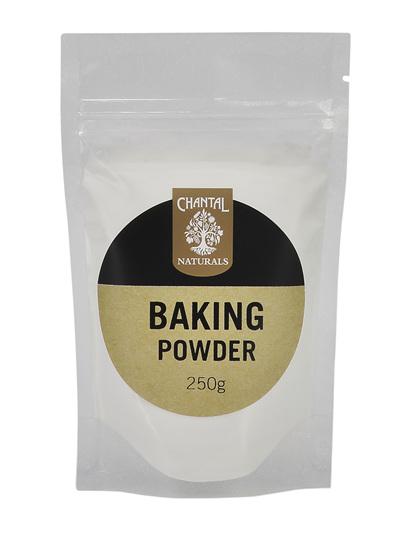 Chantal Organics Baking Powder (Aluminium Free) 250g