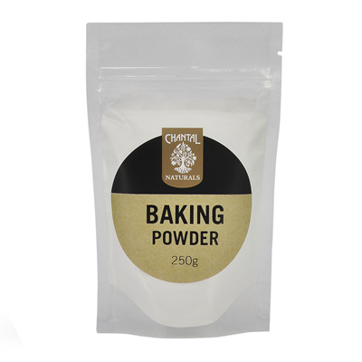 Chantal Organics Baking Powder (Aluminium Free) 250g