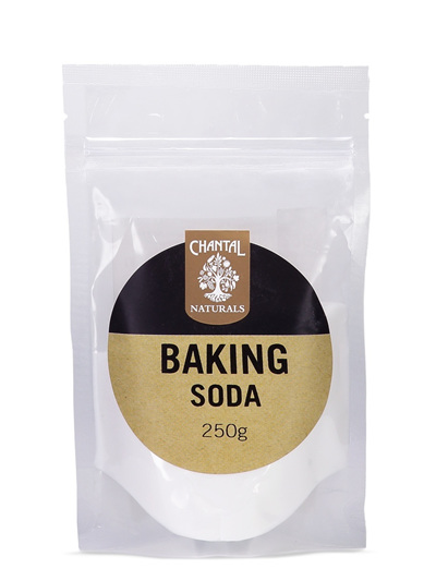 Chantal Organics Baking Soda (Aluminium Free) 250g