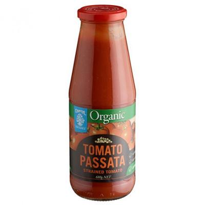 Chantal Organics Organic Tomato Passata 680g