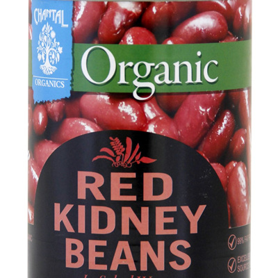 Chantal Organics Red Kidney Beans 400g