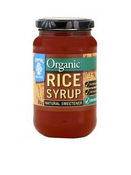 Chantal Organics Rice Syrup Organic 500g