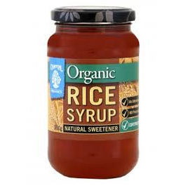 Chantal Organics Rice Syrup Organic 500g