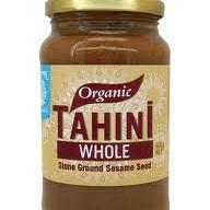 Chantal Organics Tahini Whole Unhulled - 2 sizes