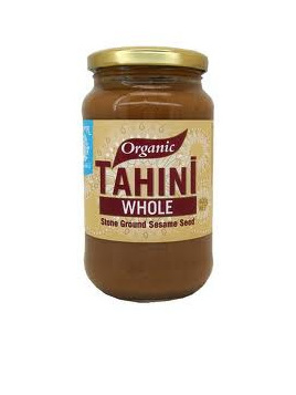 Chantal Organics Tahini Whole Unhulled 400g